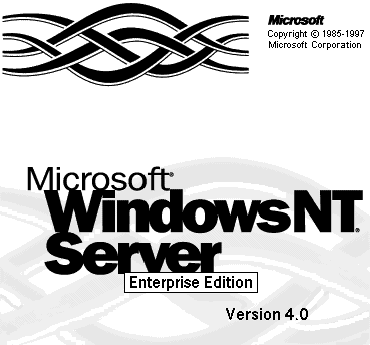 windows NT server