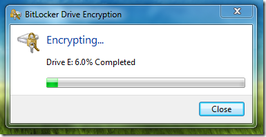 wndows vista bitlocker drive encryption feature
